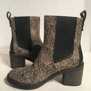 Shoes - Ugg Women's Exotic Cow Hair Camden Boots